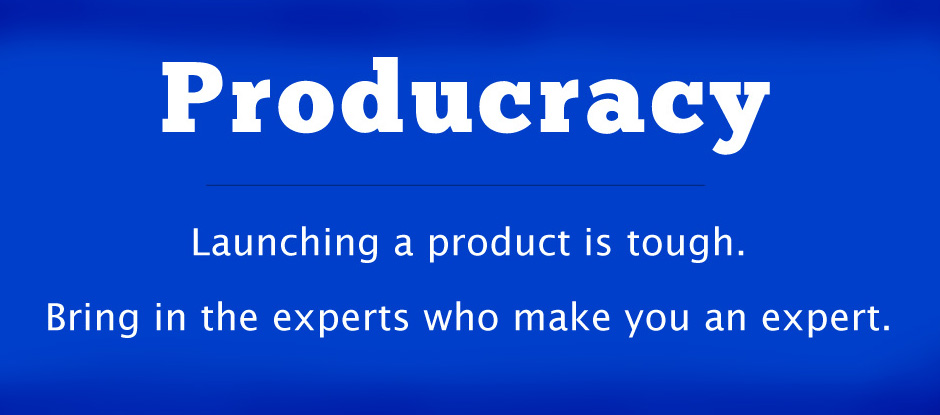 Producracy - The Democratization of Production